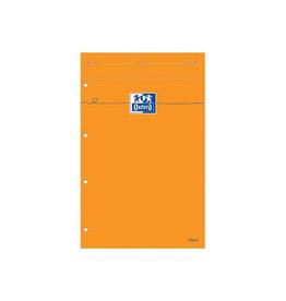 Oxford Oxford Orange Pads schrijfblok, ft A4+, 160 bladzijden