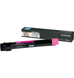 Lexmark Lexmark X950X2MG toner magenta 22000 pages (original)