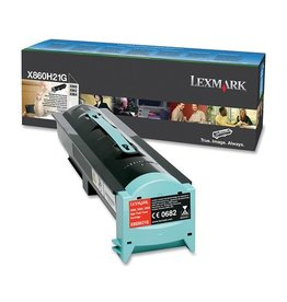 Lexmark Lexmark X860H21G toner black 35000 pages (original)