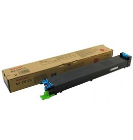 Sharp Sharp MX-31GTCA toner cyan 15000 pages (original)
