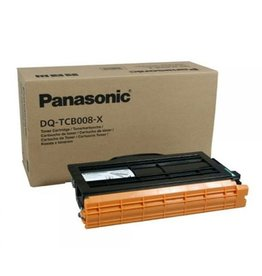 Panasonic Panasonic DQ-TCB008X toner black 8000 pages (original)