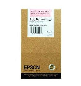 Epson Epson T6036 (C13T603600) ink light magenta 220ml (original)