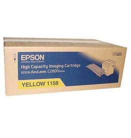Epson Epson 1158 (C13S051158) toner yellow 6000 pages (original)