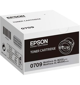 Epson Epson 0709 (C13S050709) toner black 2500 pages (original)