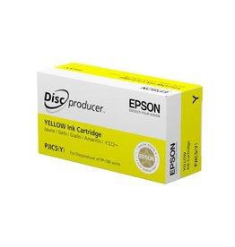 Epson Epson PJIC5 (C13S020451) ink yellow 26ml (original)