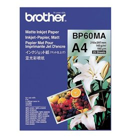 Brother Fotopapier Brother A4 145gr Mat 25vel