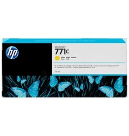 HP HP 771 (B6Y10A) ink yellow 775ml (original)