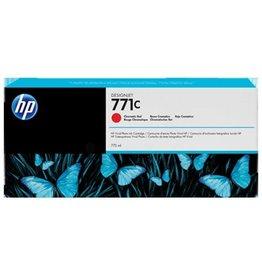 HP HP 771 (B6Y08A) ink chromatic red 775ml (original)