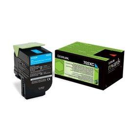 Lexmark Lexmark 702XK (70C2XK0) toner black 4K return (original)