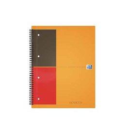 Oxford Oxford International Notebook Connect, 160bl, A4+, gelijnd