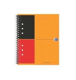 Oxford Oxford INTERNATIONAL Activebook 160 bladzijden A5+ gelijnd