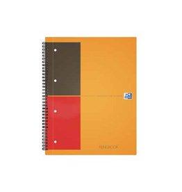 Oxford Oxford INTERNATIONAL Filingbook 200bl,ft A4+ geruit 5mm
