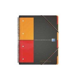 Oxford Oxford INTERNATIONAL Organiserbook 160bl A4+ geruit 5mm