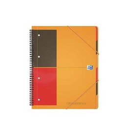 Oxford Oxford International Organiserbook, 160bl, A4+,gelijnd