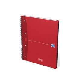 Oxford Oxford OFFICE Essentials european book 240bl A4+ 5mm [5st]
