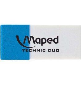Maped Maped gum Technic Duo