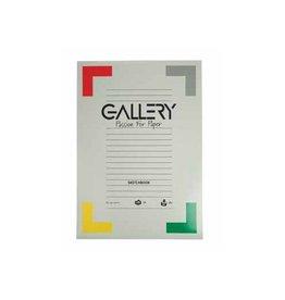 Gallery Gallery schetsblok, 29,7x42cm (A3), 180  g/m², blok 50 vel