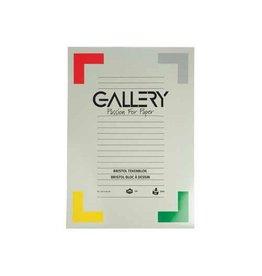 Gallery Gallery Bristol tekenblok, 29,7x42cm, A3, 200 g m², 20 vel