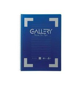 Gallery Gallery Traditional spiraalschri A4 5mm div. kl. 160bl [6st]