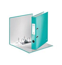 Leitz Leitz WOW ordner ijsblauw, rug van 5 cm
