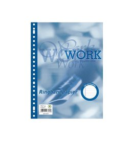 Work Oxford Work ringbandinterieur A4 23 gaten met kantlijn