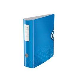 Leitz Leitz WOW ordner Active rug van 8,2 cm, blauw