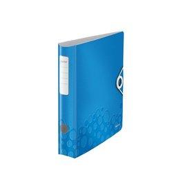 Leitz Leitz WOW ordner Active rug van 6,5 cm, blauw
