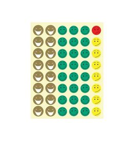 Apli Apli Kids beloningsstickers Happy Smile, 576 stickers