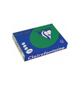 Clairefontaine Papier Clairefontaine Trophée Intens A4, 120g, 250vel, dennengroen