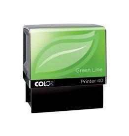 Colop Colop stempel Green Line Printer 40 max 6regels, NL, 23x59mm