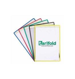 Tarifold Display Tarifold zelfklevende tas