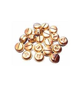 Bouhon Bouhon belletje diameter 10 mm, zakje met 40 stuks