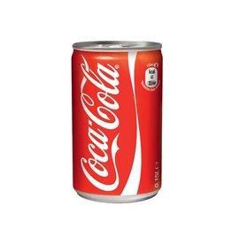 Coca Cola Company Coca-Cola frisdrank, blikje van 15 cl, pak van 24 stuks