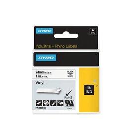 Dymo Lettertape Dymo 1805430 rhino vinyl 24mm [5st]