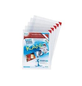 Tarifold View Tarifold tas Kang Easy Clic hoeken in rood