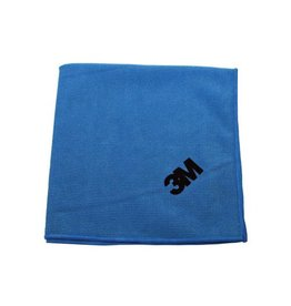 3M 3M microvezeldoek, blauw, pak van 10 stuks