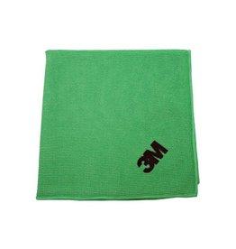 3M 3M microvezeldoek, groen, pak van 10 stuks