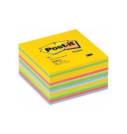 Post-It Notes Post-it Notes, 76x76mm, assorti ultra kleuren, blok 450 vel