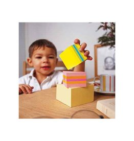 Post-it Post-it Notes, ft 51 x 51mm, assorti, blok van 400 vel
