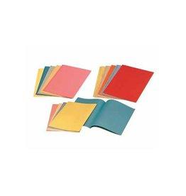 Esselte Esselte dossiermap blauw, papier van 80 g/m², 250 stuks