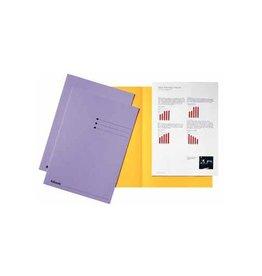 Esselte Esselte dossiermap lila, karton van 180 g/m², 100 stuks