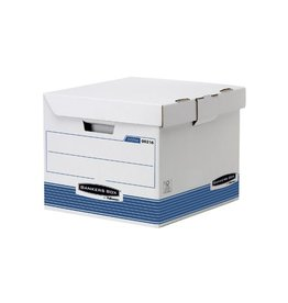 Bankers Box Fellowes Flip Top Kubus [10st]