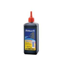 Pelikan Pelikan Oost-Indische inkt, zwart, fles met gietstop van 1 l