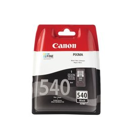 Canon Canon PG-540 (5225B005) ink black 180 pages (original)