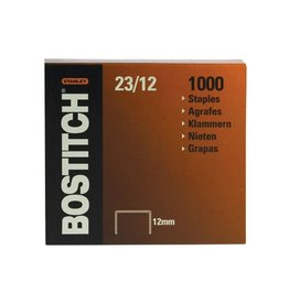 Bostitch Bostitch nietjes 23-12-1M, 12mm, verzinkt