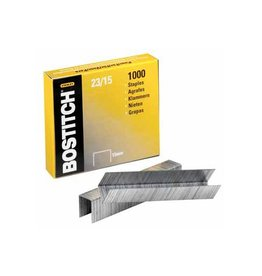 Bostitch Bostitch nietjes 23-15-1M, 15mm, verzinkt