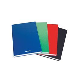 Aurora Magazijnboek 21,5x33,5 cm - 2 hand = 192 blz - geruit 5 mm