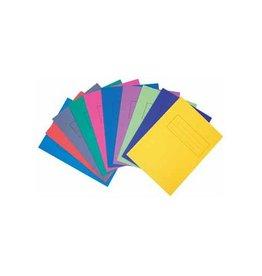 Classex Class'ex dossiermap, 3 kleppen, geassorteerde kleuren [50st]