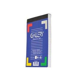 Gallery Gallery notitieblok, ft A6, gelijnd, blok van 100 vel