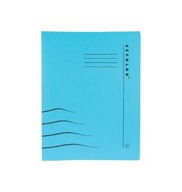 Jalema Jalema hechtmap Secolor Clipex blauw [10st]